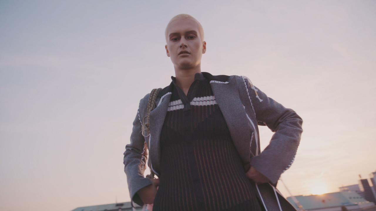 tobias pichler fashionfilm for raphael caric – hush hush