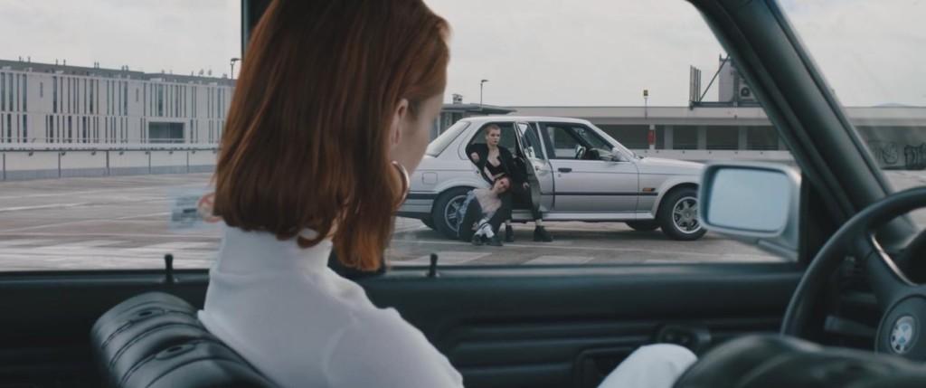tobias pichler musicvideo for lea santee – rollin'